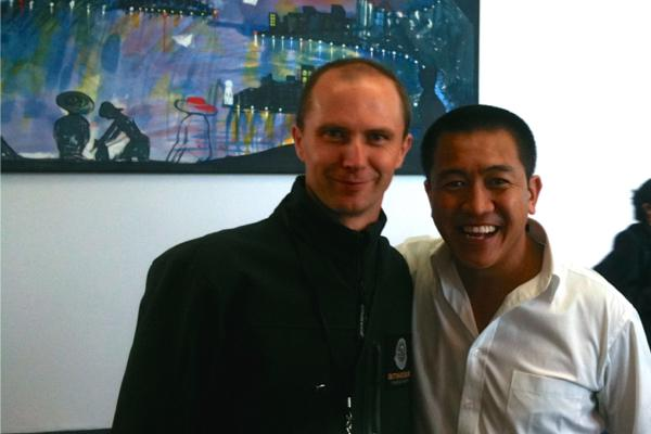 Meeting Anh Do, the authentic comedian & communicator.