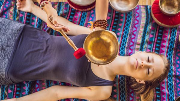 music therapy sound healing
