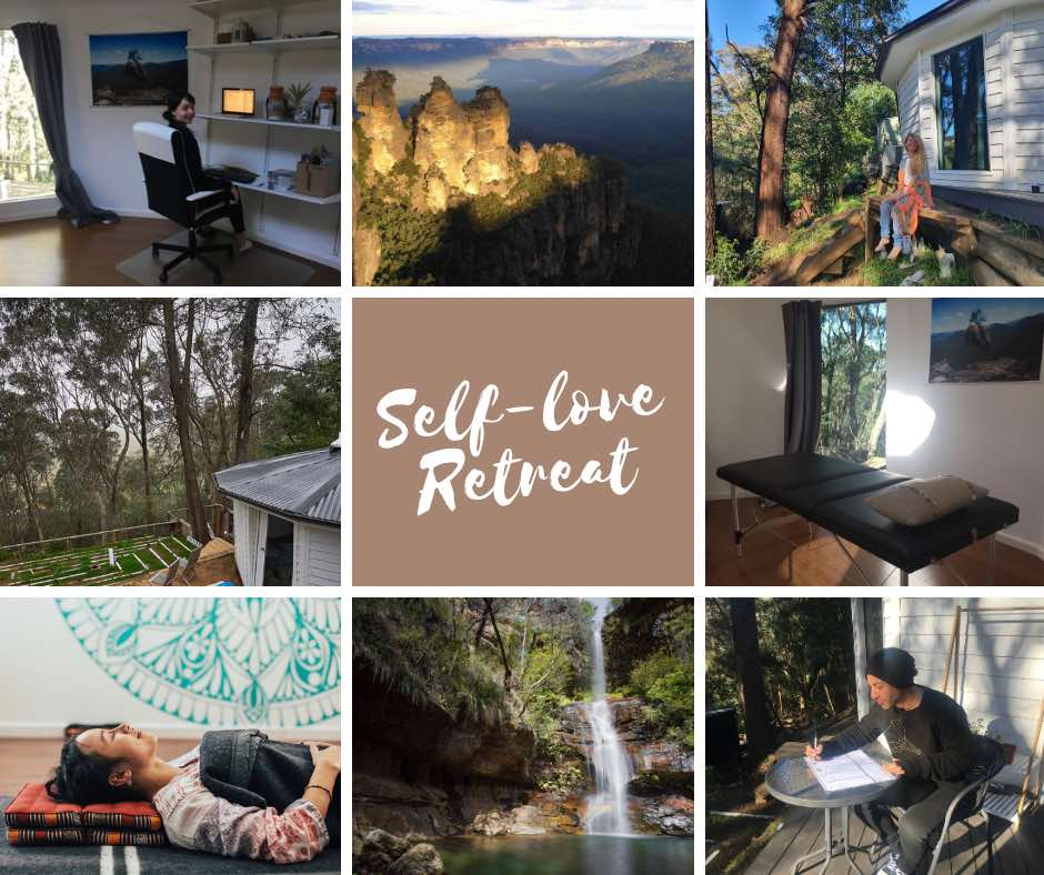 wellbeing retreat australia